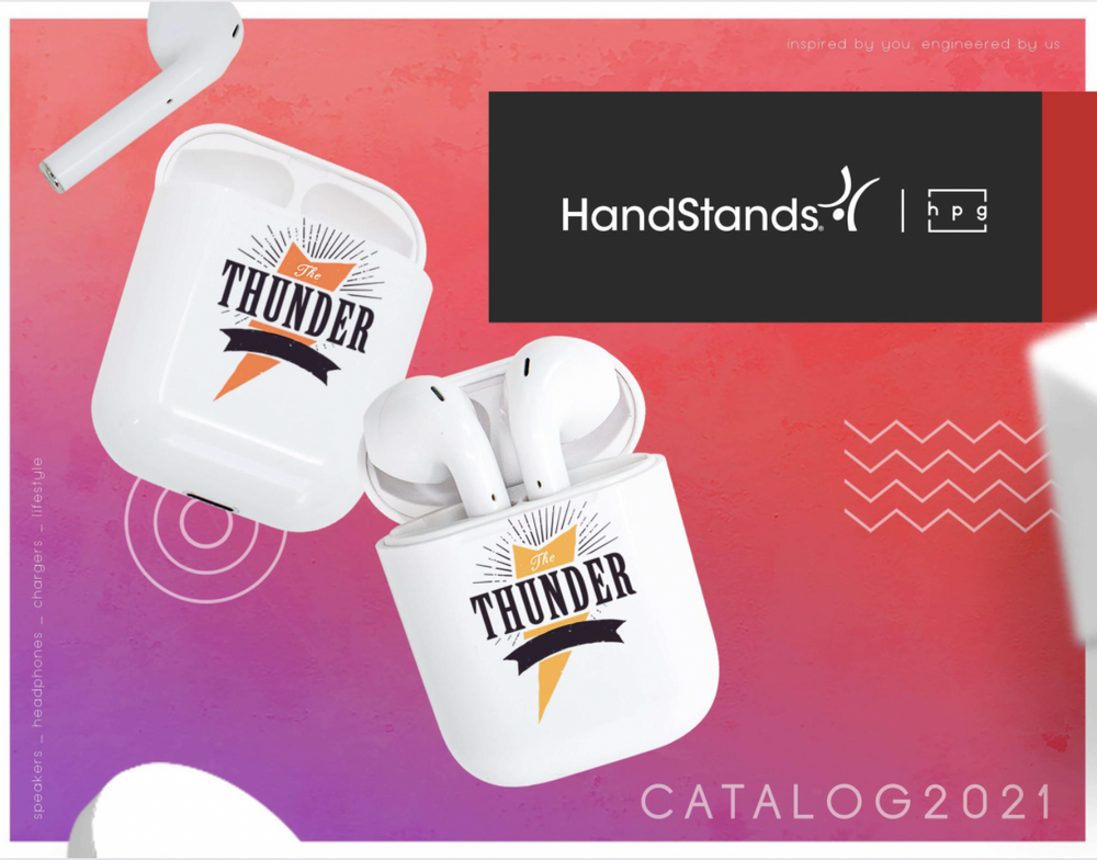 Handstands Promo - Gadgets, Tech