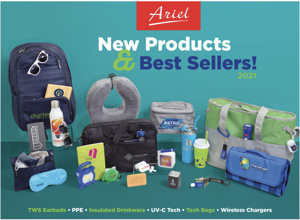 Ariel - Wellness, Drinkware, Stress Relievers