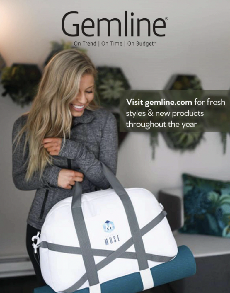 Gemline - Bags, Backpacks, Moleskine Jounals, Tech